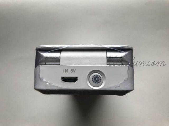 無印良品のミニショルダーバッグ:デスクライトでスマホ充電もできる!LEDデスクライトパワーバンク電気スタンド