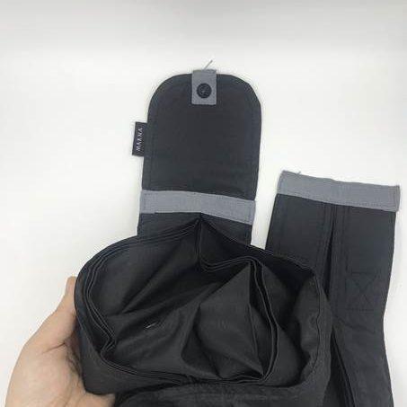 無印ポケッタブルバッグをシュパットと比較