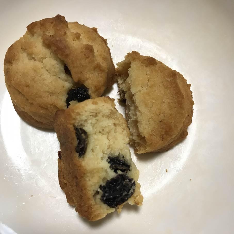 無印良品2019年前半おすすめ ぶどうのクッキー(15個入り)