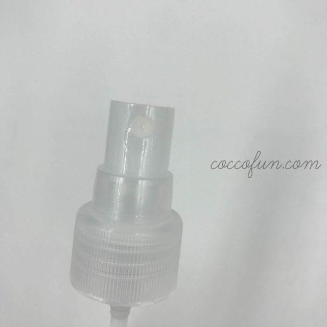 無印のスプレーヘッド・ポンプヘッド4種類まとめ:化粧水・乳液用