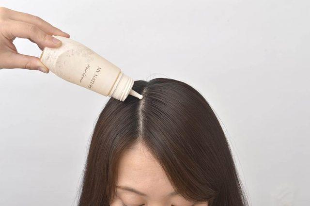 マイナチュレ育毛剤の効果的な使い方!3分の頭皮マッサージで健康的な頭皮と髪質へ