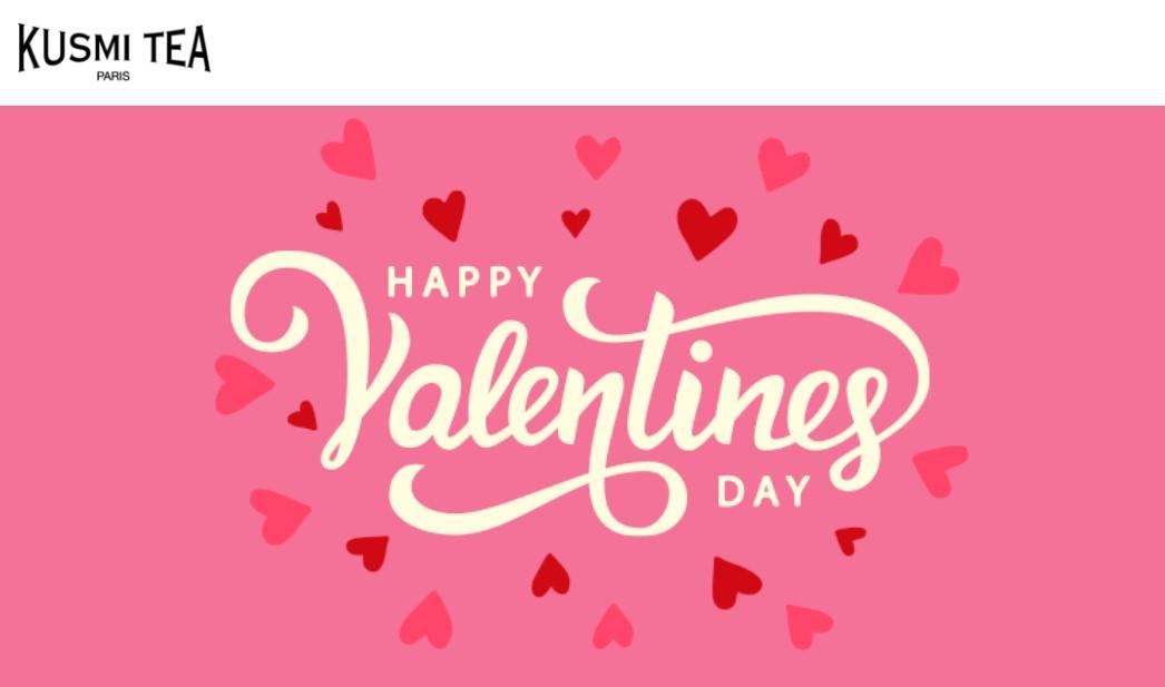 クスミティーバレンタイン特集!バレンタインのプレゼントにピッタリのクスミティーを紹介